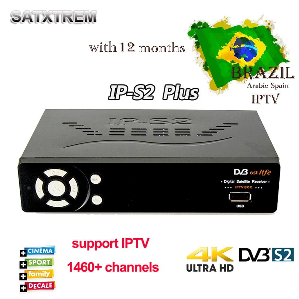 IPS2 PLUS DVB-S2 HD satellite TV receiver satellite receiver DDR III 1G ROM 400M Serial Flash 8M Youtube CCcamd IPTV