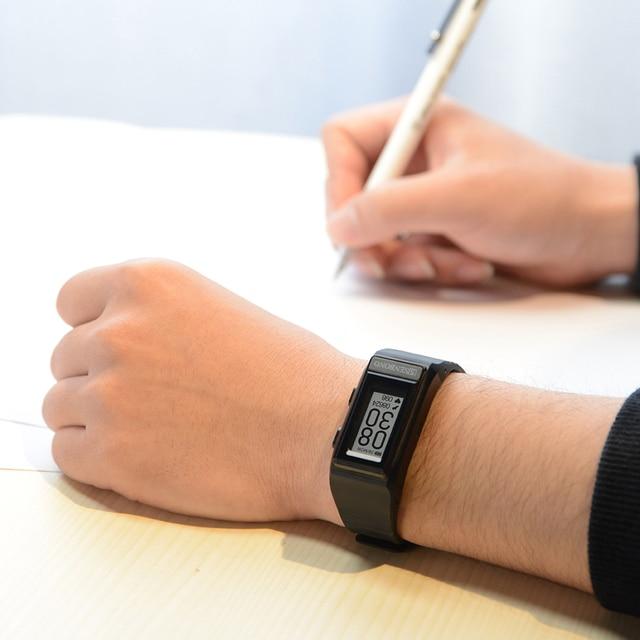 SENBONO NEW GPS Sport Smart band Monitor Cardiaco Activity Tracker Altitude Heart Rate Fitness Bracelet Men IP68 Waterproof