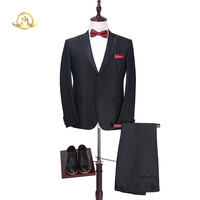 Wrwcm Custom Men Suit High Quality Custom Tailored Wool Support Enterprise Customization Gentleman Style Custom Made