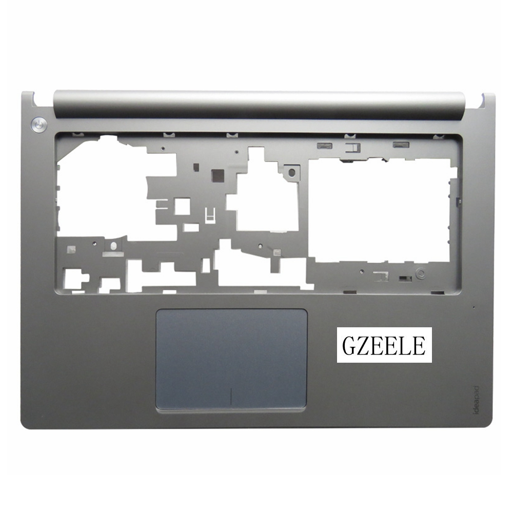 NEW C shell top case For Lenovo Ideapad M30-70 Palmrest cover Gray Without Touchpad