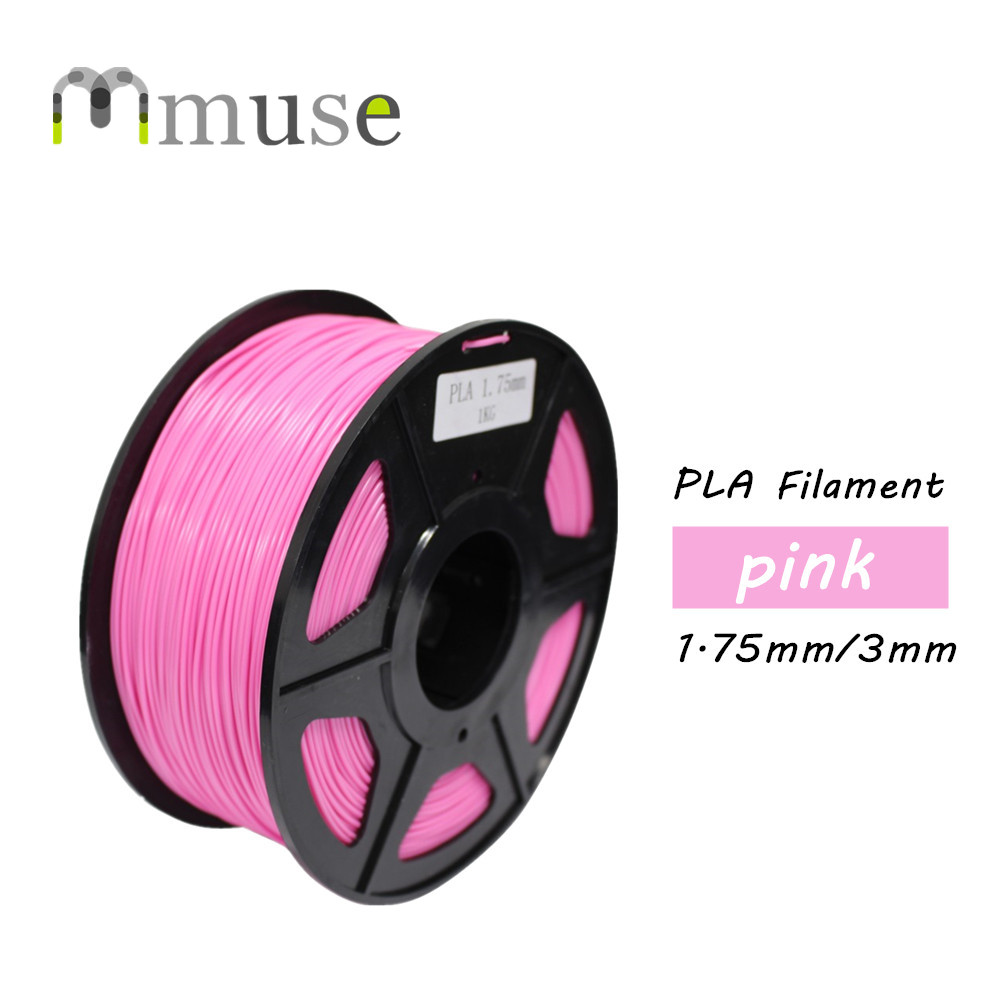 Filament 3D du fabricant chinois 1.75mm PLA 1 KG NW