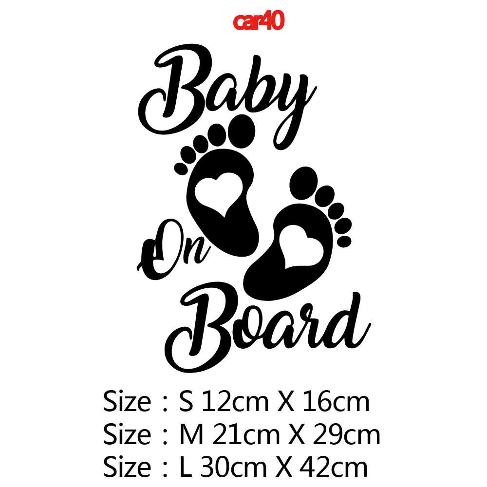 Cute Baby On Board Car Stickers And Decals Carbon fiber Sticker For Truck Window Auto Body Vinyl Decoration Cars Accessories