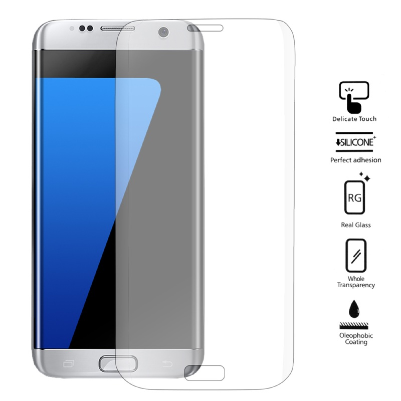 <font><b>for</b></font> Galaxy S7 edge <font><b>Tempered</b></font> <font><b>Glass</b></font> <font><b>FEMA</b></font> <font><b>for</b></font> Samsung Galaxy S7 edge G935 Complete Covering <font><b>Curved</b></font> <font><b>Tempered</b></font> <font><b>Glass</b></font> <font><b>Screen</b></font> <font><b>Film</b></font>