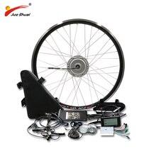 """BAFANG мотор для центрального движения колеса 48V 500W комплект для переоборудования электрического велосипеда с 48V20AH литий Батарея 8fun BMP Шестерни двигатель 2"""" 700C 28"""", фара для электровелосипеда в комплект"""