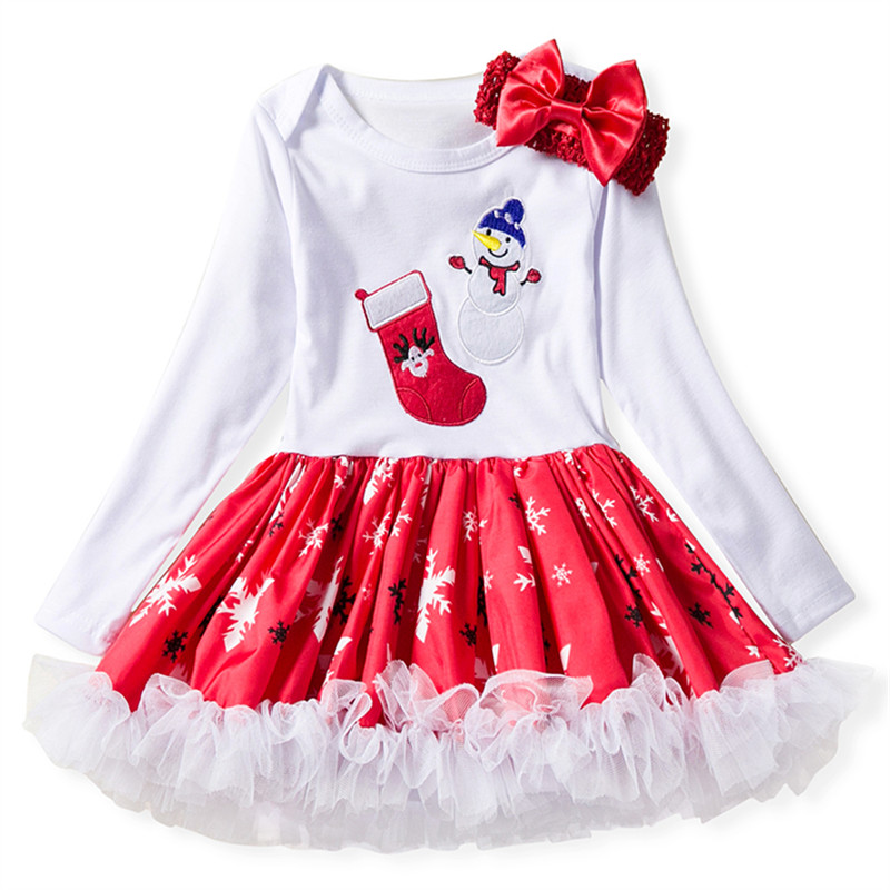 Aini Babe Infant Baby Clothing 2pcs Baby Christmas Girl Clothes Kids Winter Outfits Toddlers Baby Suits Newborn Baby tutu Dress new 1685pcs lepin 05036 1685pcs star series tie building fighter educational blocks bricks toys compatible with 75095 wars