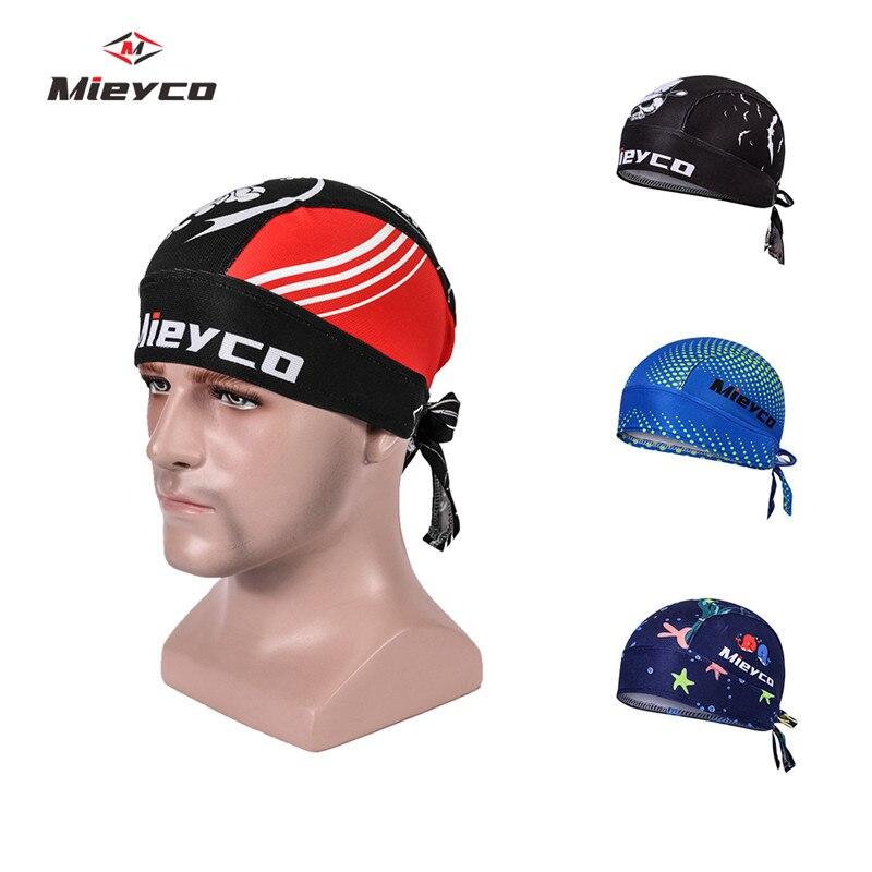 Hommes femmes cyclisme casquette Pirate Ciclismo foulard vélo route vélo Bandana Anti sueur UV chapeaux Sport bandeau Cycle écharpe