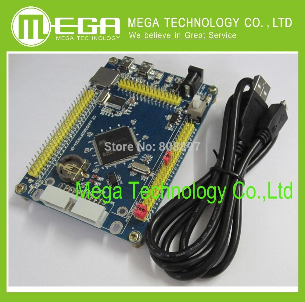 NEW ARRIVE ! FREE SHIPPING ARM Cortex-M3 mini stm32 stm32F103ZEt6 Cortex development board 72MHz/512KFlash/64KRAM