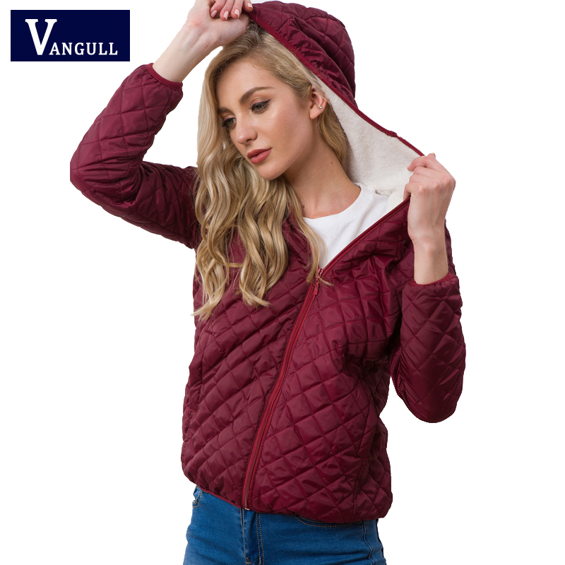 2018 new winter&autumn sweet lady woman casual soft loose England style solid all match warm soft outwear jacket   parkas