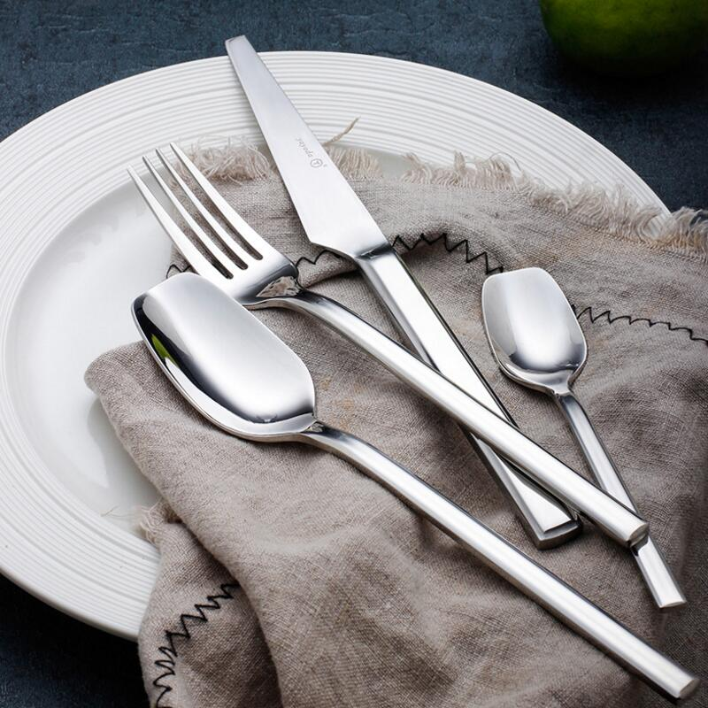 24pcs set Germany Style Stainless Good price Cutlery set