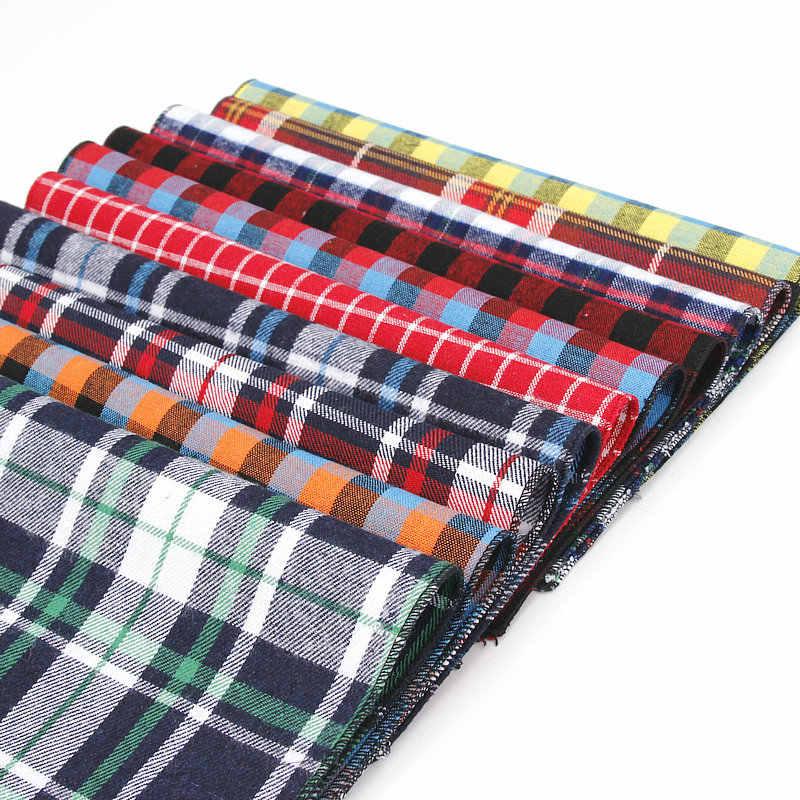 남성용 포켓 스퀘어 격자 무늬 패턴 손수건 남성용 패션 행크 비즈니스 정장 hankies vintage towel accessories navy