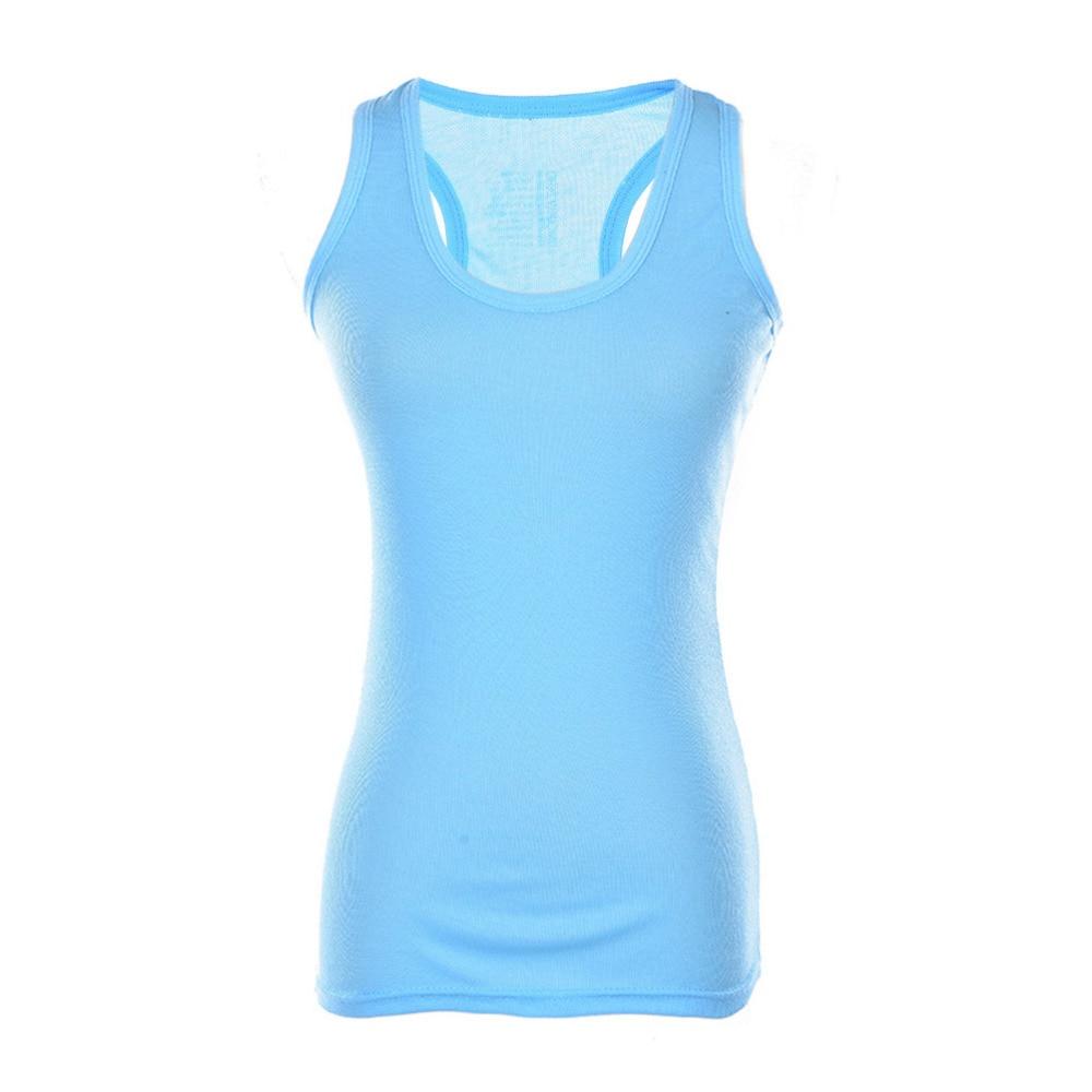 1 StÜck Sexy Low-cut Grund T-shirts Tank Top Sommer Solide Baumwolle Selbst Cultivati Ärmellose Leibchen Tops Frauen Der Kurzen T-shirt