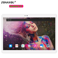 10 Inch Tablet PC Octa Core 4GB RAM 32GB ROM 5 0MP Android 7 0 GPS