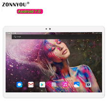 10 inch Tablet PC Octa Core 4GB RAM 32GB ROM 5.0MP Android 7.0 GPS 1920*1080 IPS Dual sim cards 3G Call WCDMA GPS Tablets