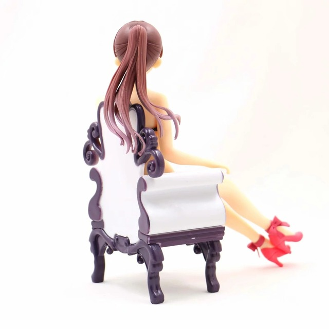 Аниме фигурка Как воспитать героиню из обычной девушки 16 см 5