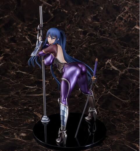 25.5cm Queen Pole dancing Sexy Anime Action Figure PVC New Collection figures toys Collection for Christmas gift цена 2017