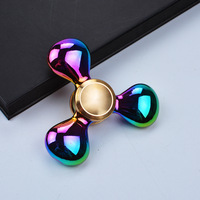 High Quality EDC Hand Spinner New Style Wing Tri Fidget Spinner For Autism And ADHD Rotation