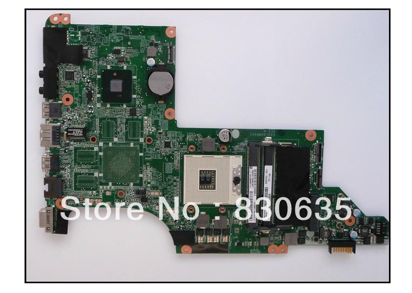 605322-001 lap connect board connect with motherboard DV7-4000 full test lap connect board цена