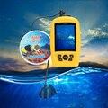 De gelo sorte Kit com 20 m cabo submarino inventor dos peixes câmera IR vídeo câmera de pesca para barco de pesca de mar FF3308