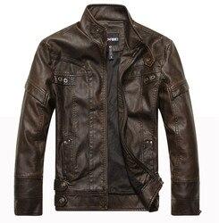 New arrivals spring autumn brand leather jacket men bomber leather jacket sheepskin coat motorcycle jacket xd033.jpg 250x250