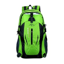 Hot Sale Outdoor Mountaineering Bags Water Repellent Nylon Shoulder Bag Men And Women Travel Hiking Camping Backpack