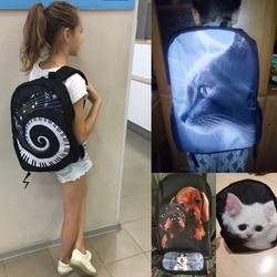 Jackherelook szkoła mody zestaw toreb Marshmello drukuj dzieci książka torba tornister Plecak tornister kobiet Ruckpack Plecak Szkolny 5