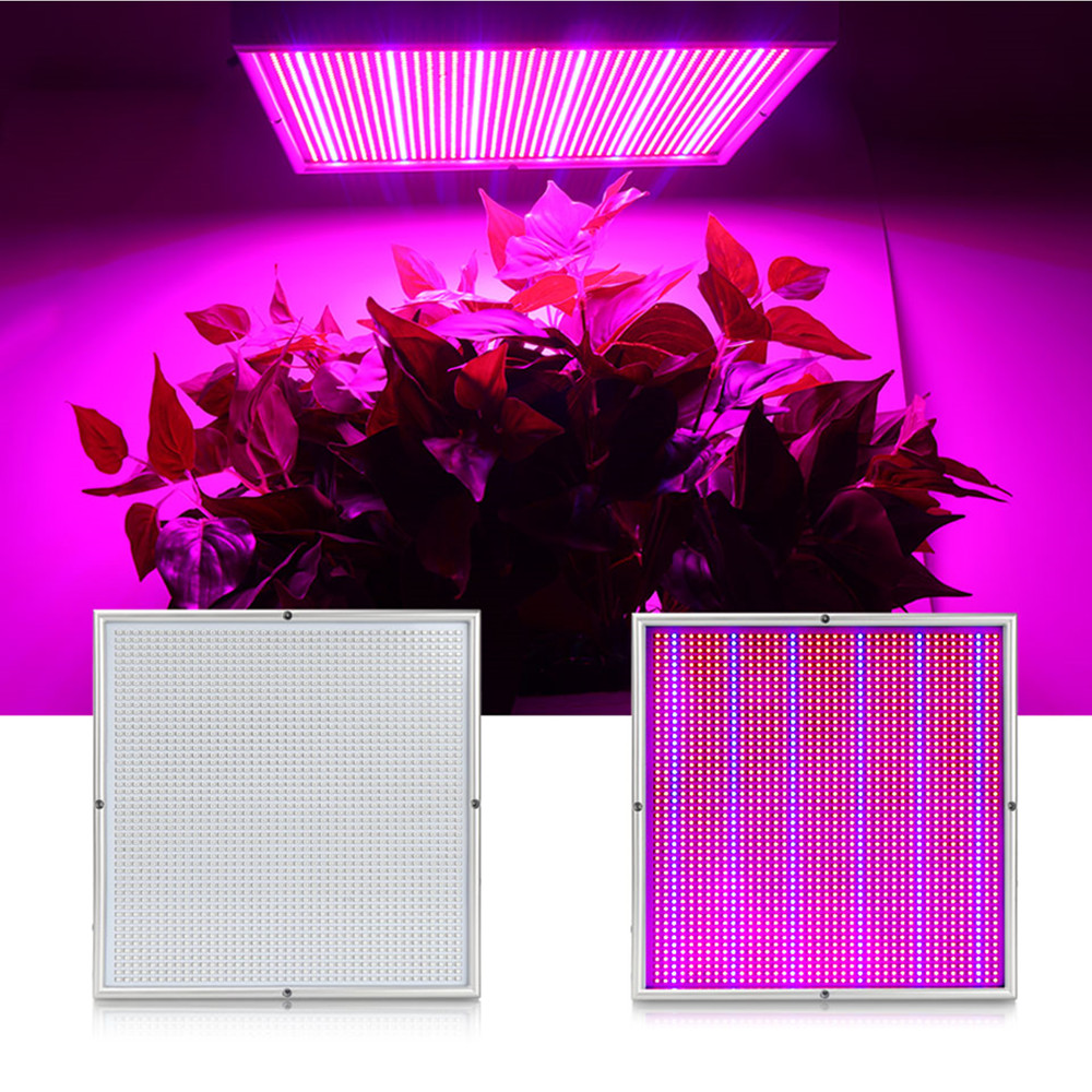 200W Plant Grow Panel Light Hydroponics Lamps AC85-275V 2009LEDs For Flowering Plant Indoor Grow Box 20w 30w 120w led plant grow panel light hydroponics lamps ac85 265v smd3528 for greenhouse flowering plant indoor grow box