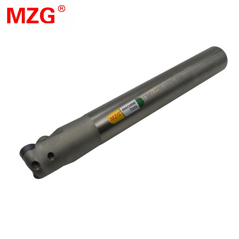 1P EMR5R-26-2T-C25-200 end mill cutter arbor bout for round RPMT1003 Insert