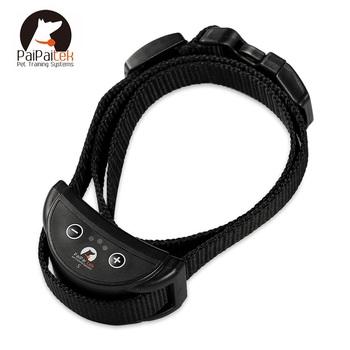 Paimaitek obroża treningowa dla psa z 7 poziomami obroża antyszczekowa elektryczna regulowana nylonowa obroża treningowa dla psa tanie i dobre opinie Famirosa Obroże szkoleniowe PD 258 Z tworzywa sztucznego Dogs 100 - 240V 50 60Hz 5V 100mA ( or 300mA 500mA ) Android cable charging