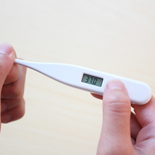 1pcs Baby Child Adult Body Digital LCD Heating Thermometers Tools Temperature Measurement 2016