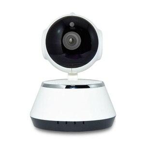 Image 4 - P2P V380 HD 720P Mini Câmera IP Sem Fio Wi fi Câmera de Vigilância de Segurança Visão Nocturna do IR Detecção de Movimento Monitor Do Bebê alarme