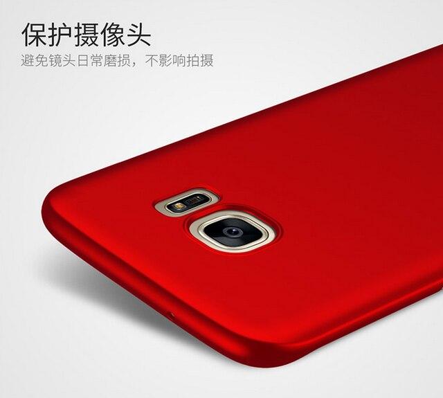 6fa0ce881a4391 for Samsung Galaxy A900 A910 Note Edge N9150 C9 C9Pro C5 C7 Pro Luxury hard  Plastic Matte Case Full Cover PC Cell Phone Case