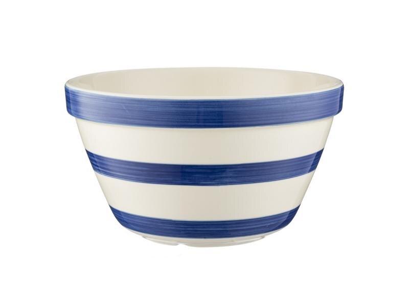 Миска Mason Cash, Stripes, 22*12 см, синий миска 21 см spring