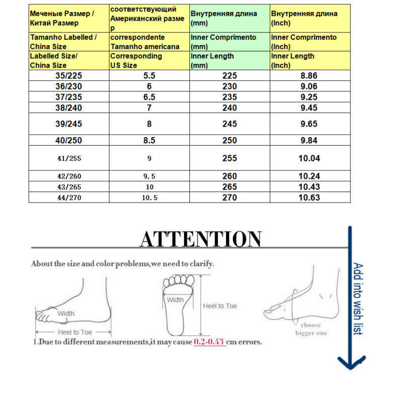 2020 nuove Donne di Cuoio Della Piattaforma Scarpe Zeppe Bianco Nero Della Signora Casual Scarpe Comode Pompe Scarpe Traspiranti
