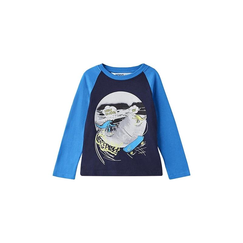 Hoodies & Sweatshirts MODIS M182K00090 for boys kids clothes children clothes TmallFS hoodies