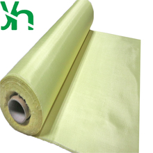 Kevlar 1500D 200G aramid plain woven fabric, sold in 1 square metre, bullet-proof vest made, cable core fiber reinforced