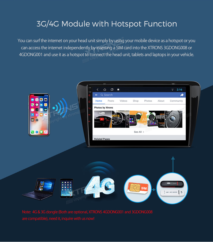 """Top 10.1"""" Android 8.1 OS Car Multimedia Navigation GPS Radio for Skoda Octavia 2014 2015 2016 with Split Screen Function Support 14"""