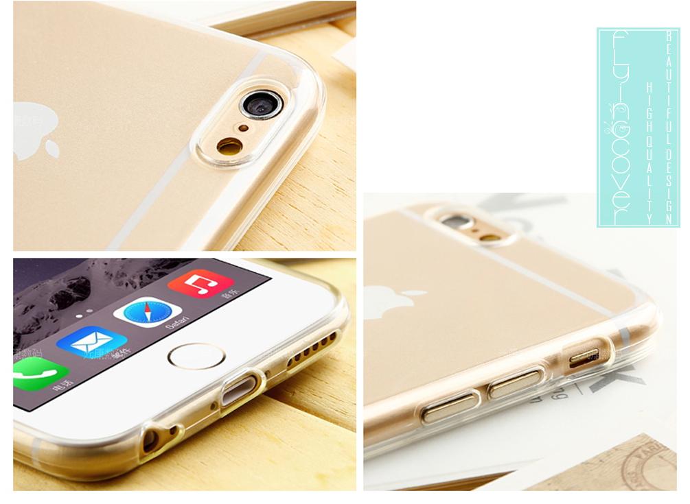 Dachshund Dog Clear Soft TPU Silicone Phone Cover