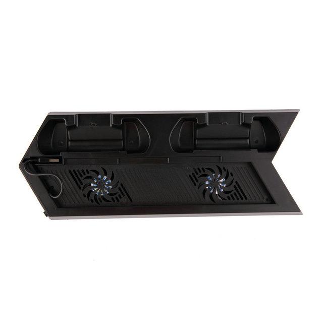 Super Ventilador de Refrigeração para PS4 para Play station 4 Consola de Jogos Esfriar Preto Marca New