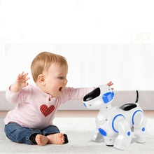 Robot Dog Electronic Dog Pet Walk Bark Intelligent Puppy Wit