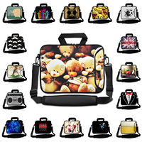 For Toshiba HP Stream 14 Inch Notebook Cover Print Messenger Bag 17 12 13 10 15