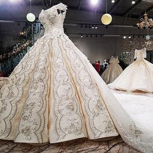 Image 5 - AIJINGYU חתונה Formals אינדונזיה כלה עם שרוולי כדור שמלת 2021 הסיני חדש חתונה שמלה