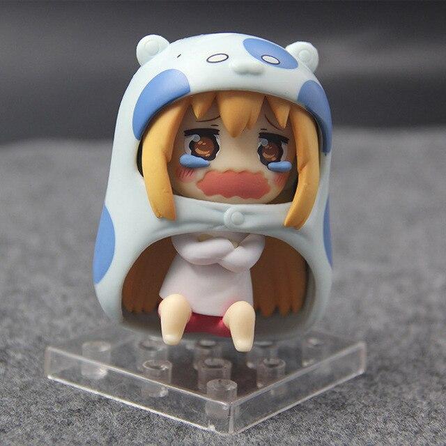 Nendoroid 524b Lolita Himouto! Umaru Chan Himono Doma PVC Action Figures Model Toy Doll 4