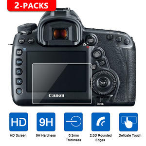 Screen-Protector Tempered-Glass Mark-Iv 1200D Canon 5dsr for EOS Iii-5ds/5dsr/6d/.. 2pcs