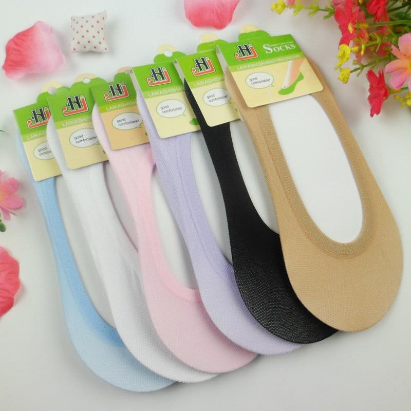 2019 Бесплатная доставка, теплые удобные хлопковые женские носки для девочек, низкие женские невидимые цветные чулочно-носочные изделия для ...