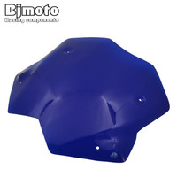 WS YA001 BL For Yamaha T Max 530 2012 2015 Blue Motorcycle Accessories Windshield Windscreen Pare