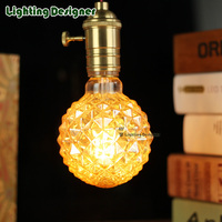 G95 Led Vintage Edison Bulb M Filament