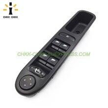CHKK-CHKK 6554KT Master Power Window Switch for Peugeot 307 2000-2014 Hatchback CC Wagon 6554.KT цена в Москве и Питере