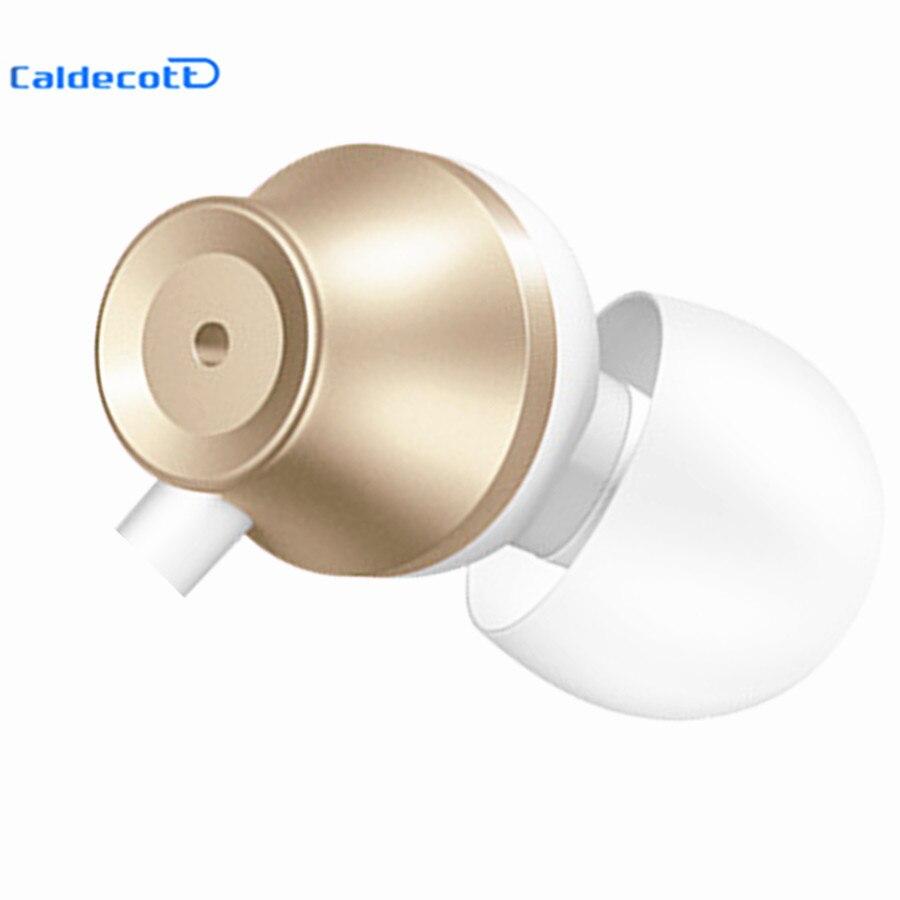 A119 In Ear Gold Earphone 3.5mm Fashion Perfume Girls earphone HiFi Stereo Headset with microphone for iphone 7 6 5 Samsung