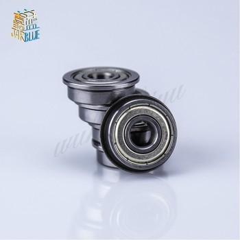 F626ZZ 5 uds envío gratis miniatura rodamiento de brida F626-ZZ 6*19*22*6mm 6*6*19*22*6 de alta calidad Material de acero para cojinete