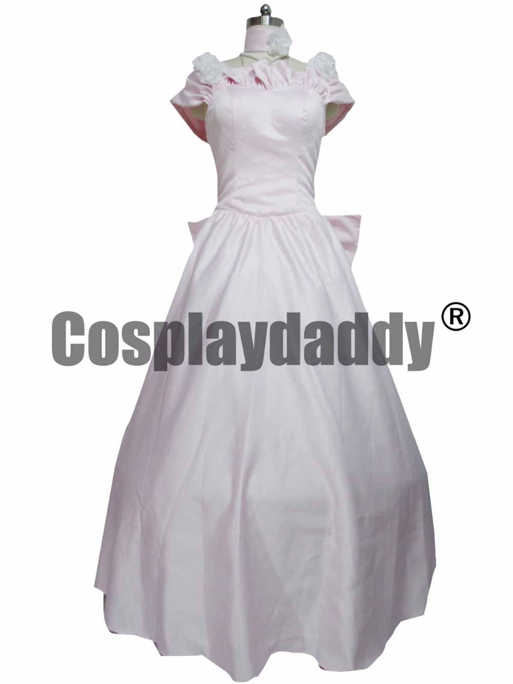 Love Stage!! Izumi Sena MV Wedding dress with necklace Cosplay Costume F008 ...